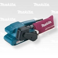Makita 9910 pásová bruska 76x457mm, 650W